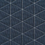 Quilted Spectrum Indigo