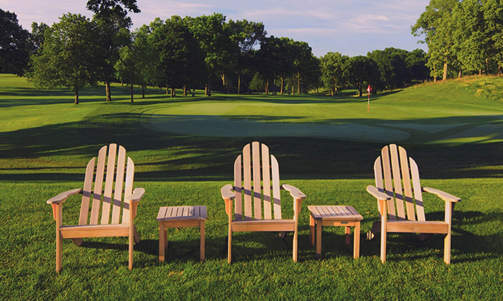 Golf Course Furniture