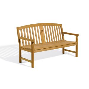Signature Series Teak Engraved 5′ Bench