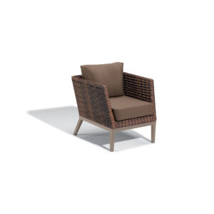 Salino Wicker Club Chair
