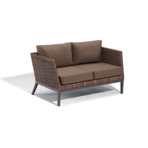 Salino Wicker Loveseat