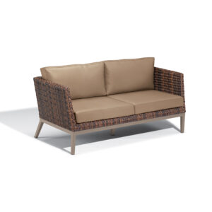 Salino Wicker Sofa – Nauticau Faux Leather Cushions