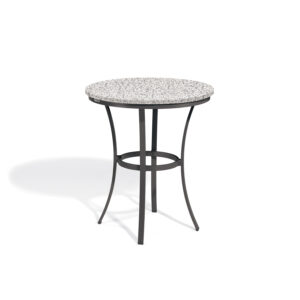 Travira 36″ Round Cafe Bar Table