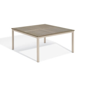 Travira 60″ Square Dining Table