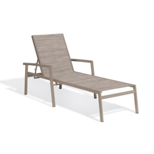 Travira Sling Chaise Lounge